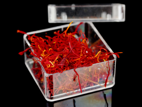 What Is Fresh Saffron?