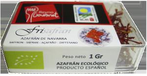 Saffron Spanish Organic 1g