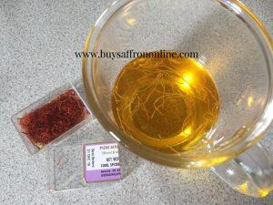 fake saffron sold on ebay.