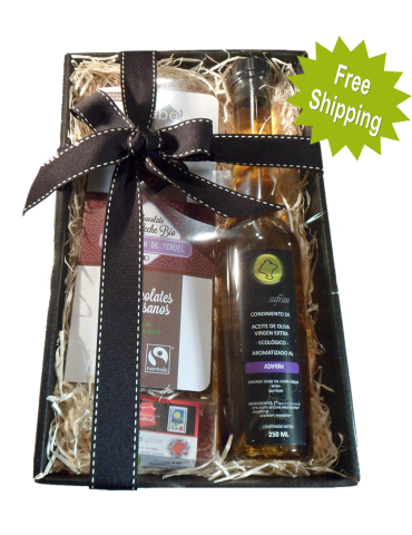 Luxury Organic Fair Trade Gift Set