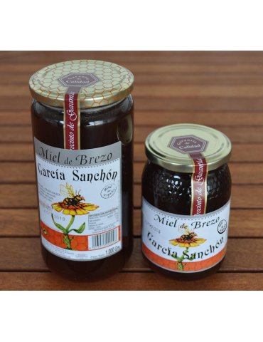 Raw Spanish Heather Honey - 1kg