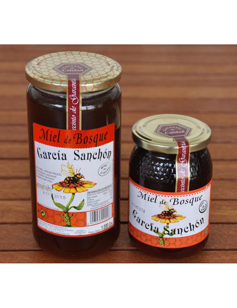 Raw Spanish Forest Honey - 1kg
