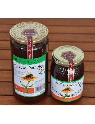 Raw Eucalyptus Honey - 1kg