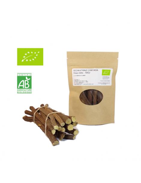 Organic Licorice Root 50g