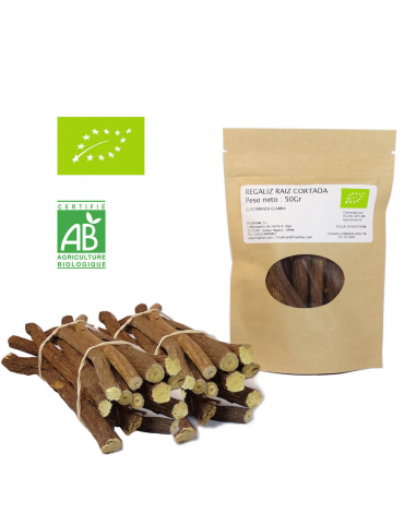 Organic Licorice Root 100g