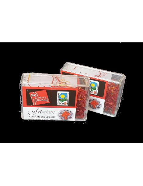 Organic saffron 2g