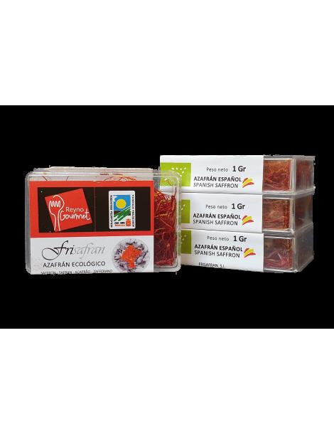 4g Organic Saffron