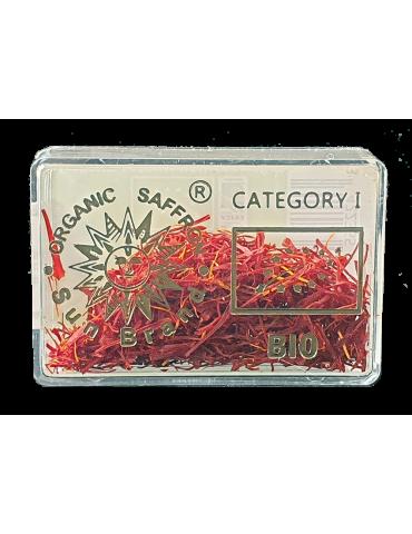 1g Organic saffron
