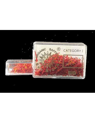 2g Organic saffron